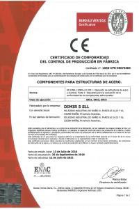EXC1-2-3 Componentes estructurales